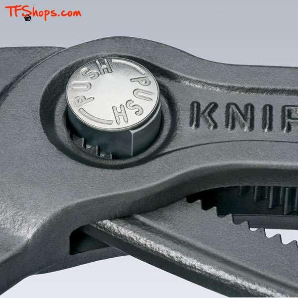 انبر کلاغی مدل کبری 250mm با دسته دورنگ 87.02.250 کنیپکس