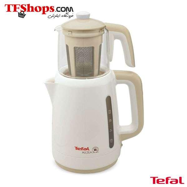 چای ساز با قوری بی جی 201141 تفال