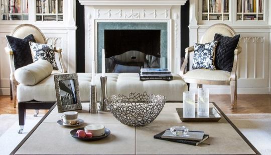 نقش وسایل تزئینی در زیبایی خانه
