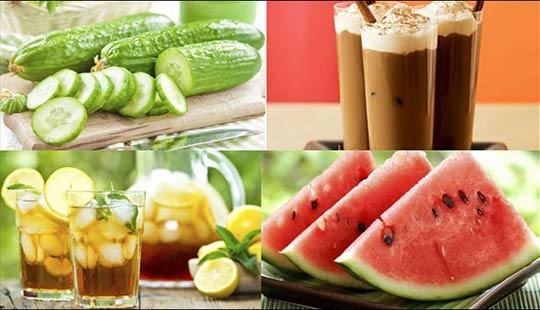 چه غذاهایی بخوریم که در گرما برایمان خوب باشد؟