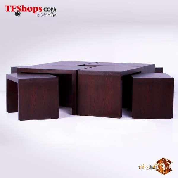 میز جلو مبلی کوچک مدل T3 تهران فرم