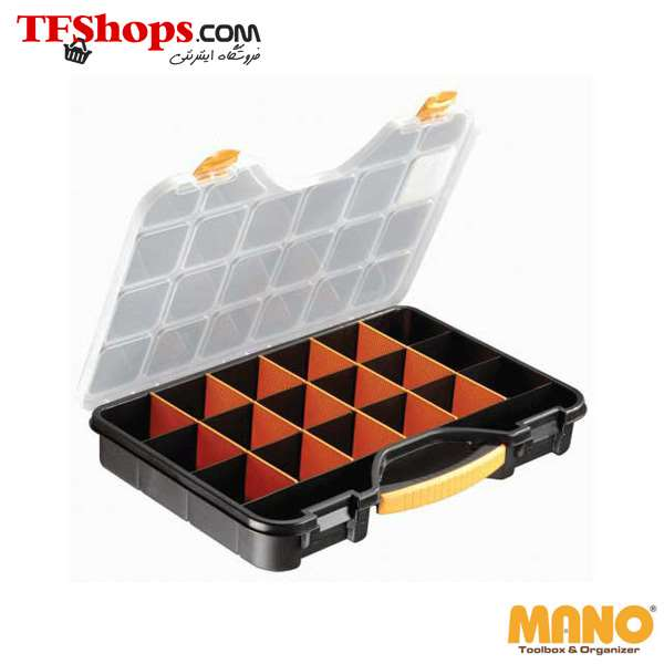 جعبه تقسیم 24 اینچی  مانو