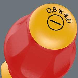 ست 6 عددی پيچگوشتي كامفورت فشار قوي 05031575001 ورا