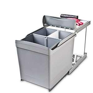 سطل زباله ریلی کد 538 روماگنا پلاستیک