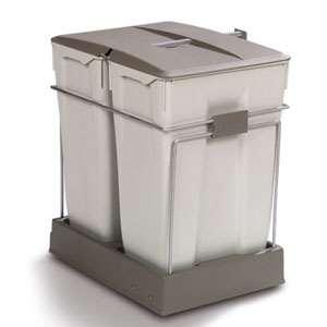 سطل زباله ریلی کد 550 روماگنا پلاستیک
