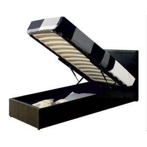 پک جک و فریم عمودی تخت خواب باکسی یک نفره 200×90 اچ تی ام | HTM Single Box system