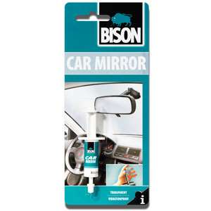Bison Car Mirror Adhesive