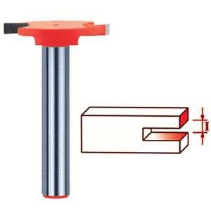 تیغ شیارزن افقی بدون بلبرینگ 10×8×28.5 میل DMMD8228510 دامار