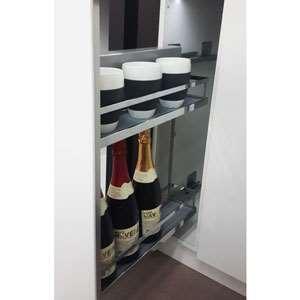 سوپر یونیت 15 جای بطری زیر صفحه  F011 ریل چپ فانتونی