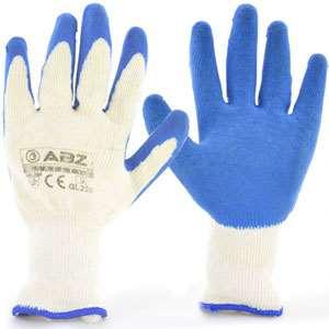 دستکش کار با پوشش لاتکس GL220 ای بی زد