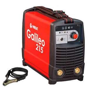 دستگاه جوش اینورتر GALILEO 215 هل وی با کابل و انبر