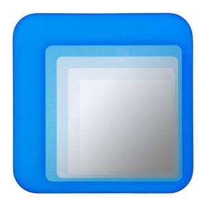 آینه آبی مربع آیکیا
