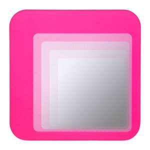 آینه صورتی مربع آیکیا