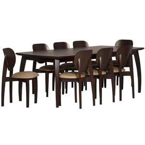 میز و صندلی ناهارخوری هشت نفره مدل L2 تهران فرم