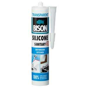 Bison SILICONE SANITARY 280ml