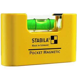 تراز جیبی سری Magnetic استبیلا