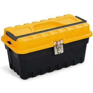 جعبه ابزار 16 اینچ استرانگو با قفل فلزی پورت بگ