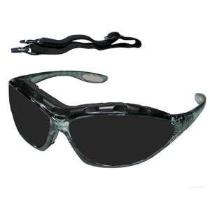 عینک ایمنی دودی SS249S پارکسون