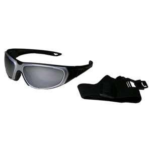 عینک ایمنی ورزشی SS6100S دودی پارکسون