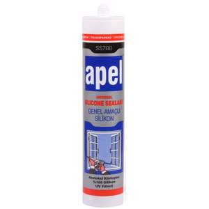 Apel Silicone Sealant SS701 Transparent