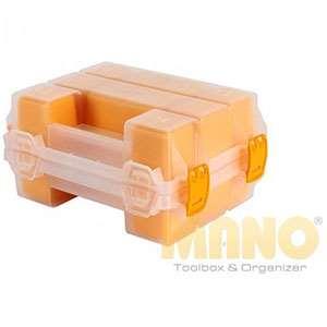 جعبه تقسیم دوقلوی 11 اینچی زرد سری TORG مانو