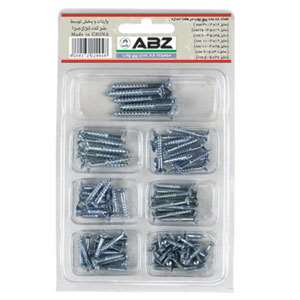 New Wood Screws Assortment 88pcs ZY730