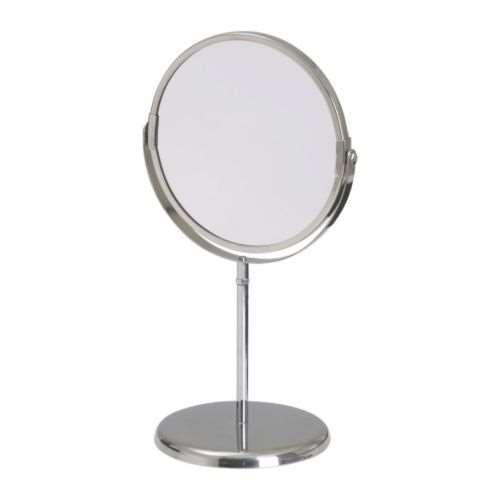 آینه گرد پایه دار ایکیا