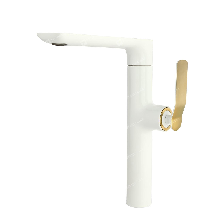 شیر ظرفشویی راسان مدل ویولت رنگ سفید