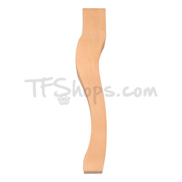 پایه چوبی 77 سانتی J01-77-7 تهران فرم