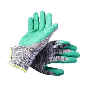 دستکش کار با پوشش لاتکس GL112 ای بی زد