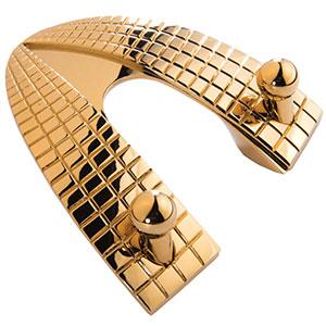 قلاب لباس مدل AZ50 طلایی بهریزان