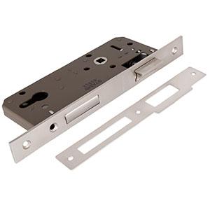 قفل سوئیچی 45 میل نیکل خش دار ML452-2 بهریزان