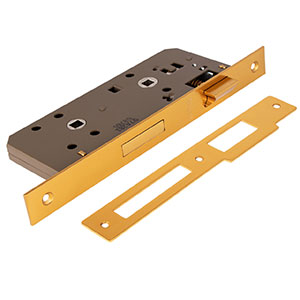 قفل سرویسی 45 میل طلایی ML455-3 بهریزان