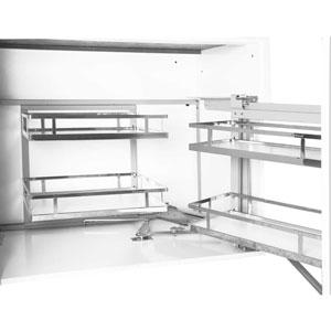 مجیک کرنر زیر صفحه چپ دو طبقه دایمند D003 فانتونی