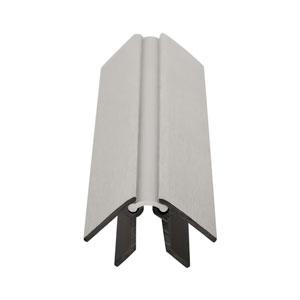 اتصال پاخور PVC با روکش آلومینیوم سیلور خش دار M016 فانتونی