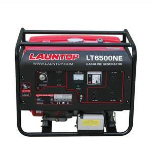 ژنراتوربنزینی با استارت برقی LT6500LBE لان تاپ