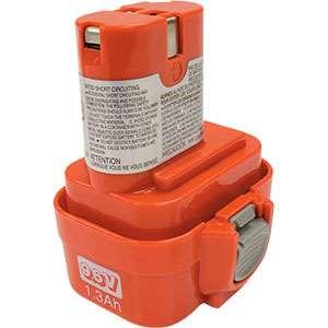 باتری نیکل کادمیوم 9.6 ولت 1.3 آمپر 6-192638 ماکیتا