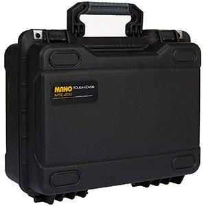 جعبه ابزار مشکی MTC200 مانو
