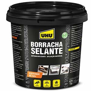 چسب درزگیر اوهو مدل Borracha Selante حجم 750 میلی لیتر