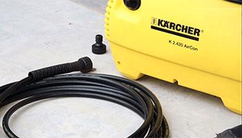 کارواش کرشر مخصوص کولر گازی مدل K2.420