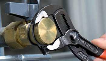 انبر کلاغی مدل کبری 250mm با دسته ساده 87.01.250 کنیپکس