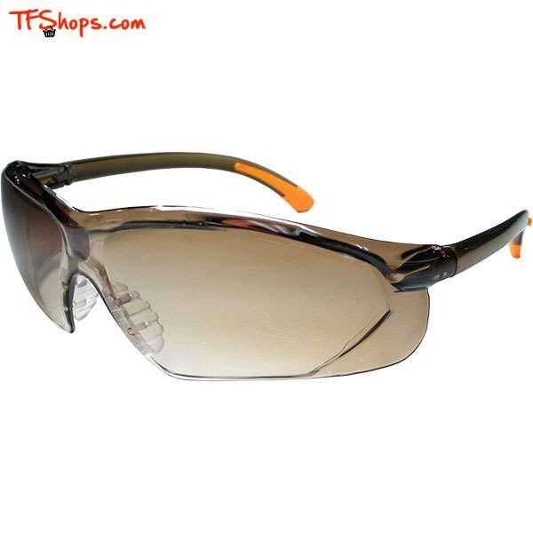 عینک ایمنی قهوه ای SS2793GTBWN پارکسون