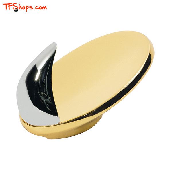 قلاب لباس مدل P50 طلایی بهریزان