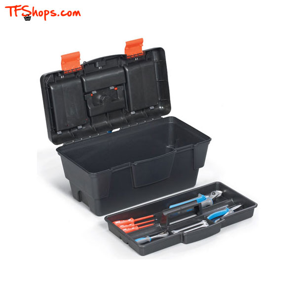 جعبه ابزار 13 اینچ اکونو با قفل پلاستیکی پورت بگ