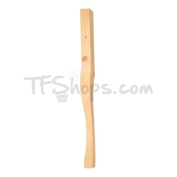 پایه چوبی 90 سانتی J01-90-7 تهران فرم