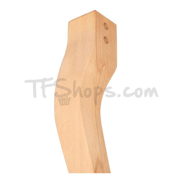 پایه چوبی 77 سانتی J01-77-7-H10 تهران فرم