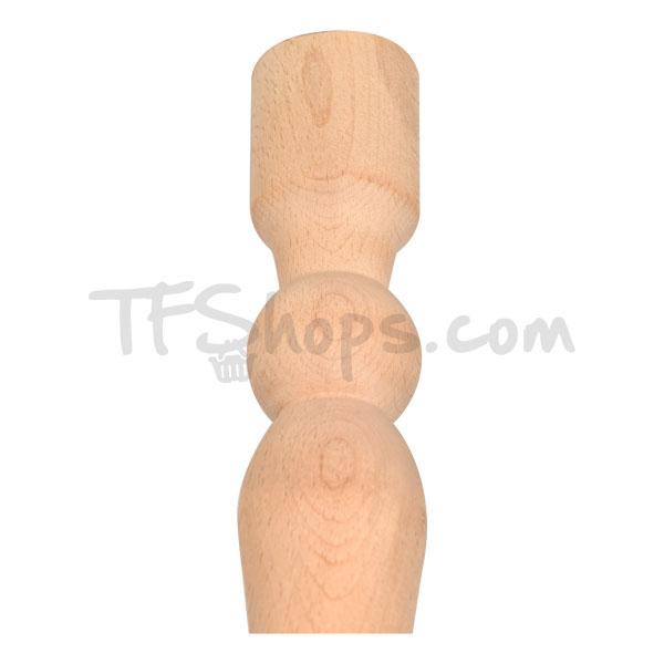 پایه چوبی 77 سانتی T02-77 تهران فرم