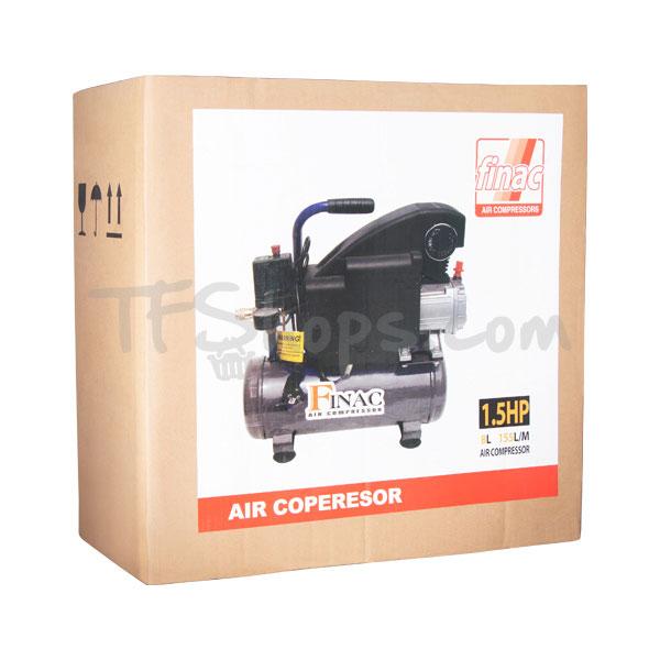 کمپرسور باد 24 لیتری HP3 فیناک