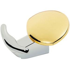 قلاب لباس مدل M50 طلایی بهریزان