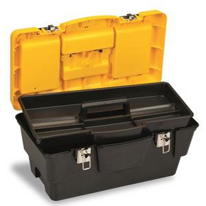 جعبه ابزار 19 اینچ متا با قفل فلزی پورت بگ